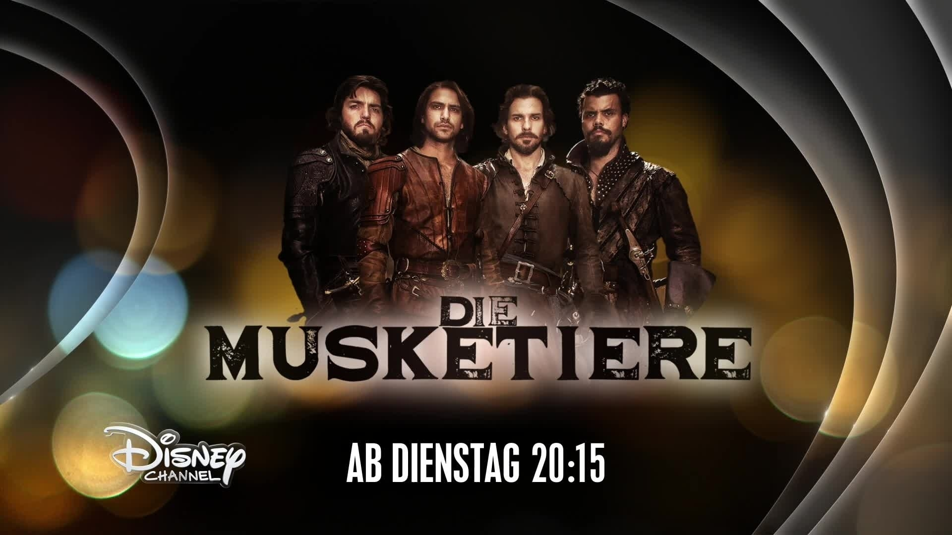 Die Musketiere - Trailer