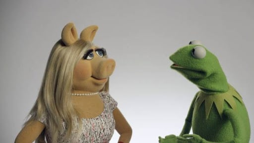 Kermit and Miss Piggy ESPN Tournament Challenge | The Muppets