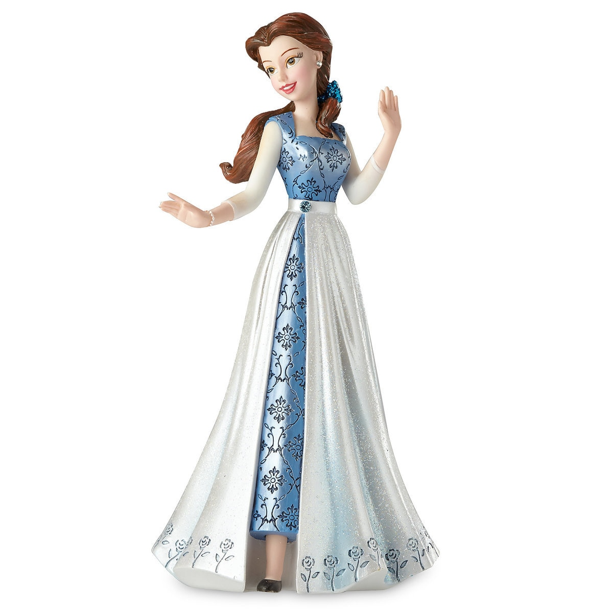 36de25e5608e9 Product Image of Belle in Blue Dress Couture de Force Figurine by Enesco -  Beauty and