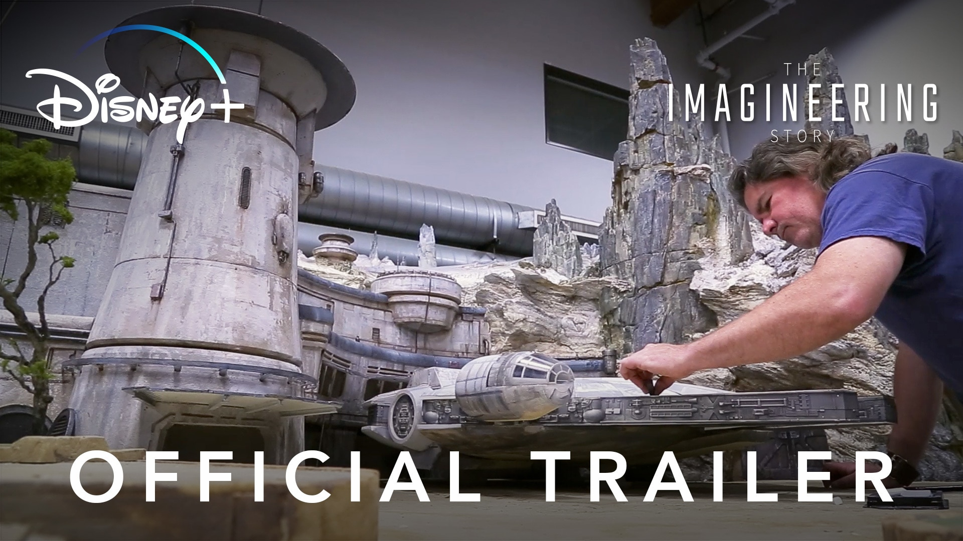The Imagineering Story | Official Trailer | Disney+ | Streaming Nov. 12