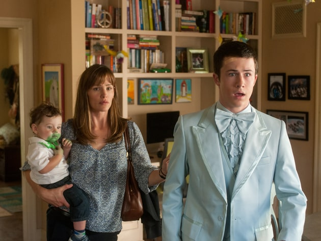 "Prom night doesn't look good for big brother Anthony (Dylan Minnette) in ""Alexander and the Terri..."