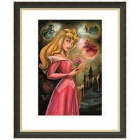 Image of ''Sleeping Beauty'' Giclée by Darren Wilson # 2