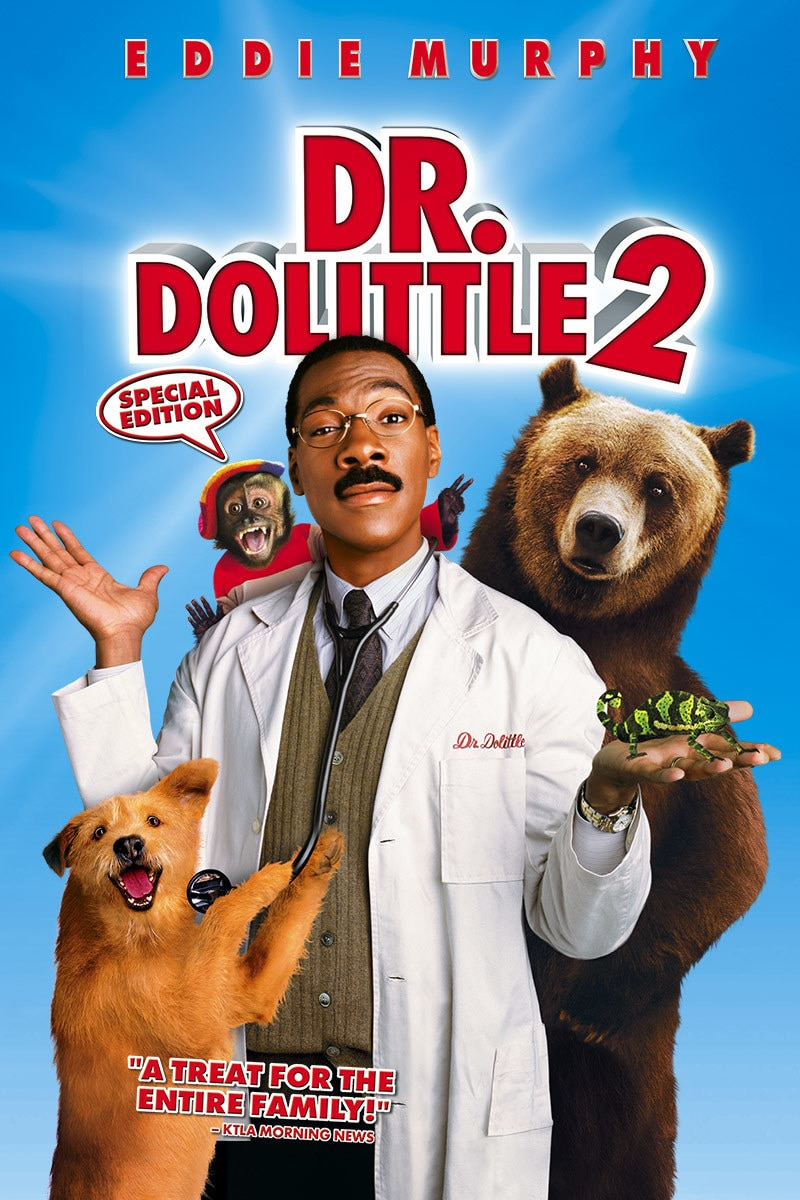 Doctor Dolittle 2 movie poster