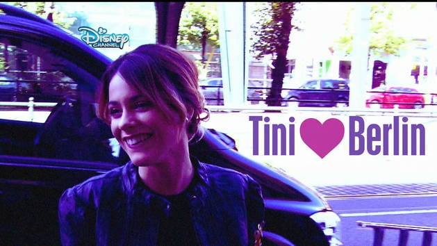 Martina Stoessel Loves Berlin