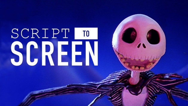 """""""What's This?"""" from The Nightmare Before Christmas   Script-to-Screen"""