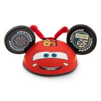 Image of Lightning McQueen Ear Hat for Kids # 1