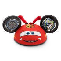 Image of Lightning McQueen Ear Hat for Kids # 1