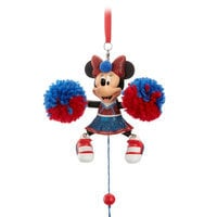 Minnie Mouse Articulated Figural Ornament