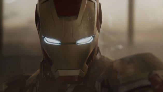 Iron Man 3 - Útok na Malibu
