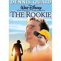 The Rookie DVD - Widescreen