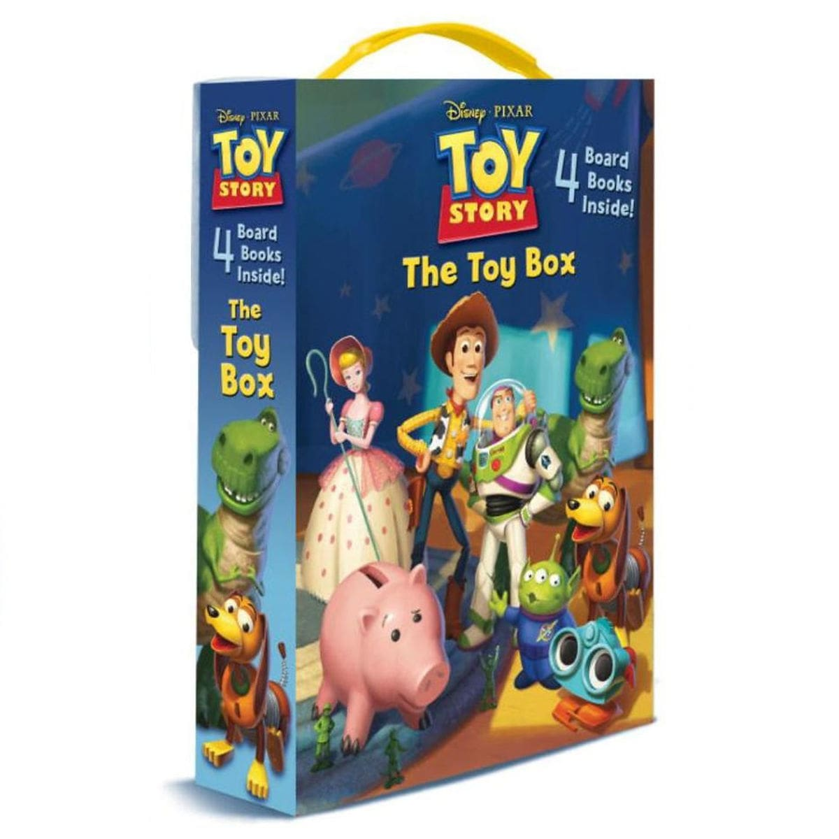 Toy Story: The Toy Box Books | shopDisney