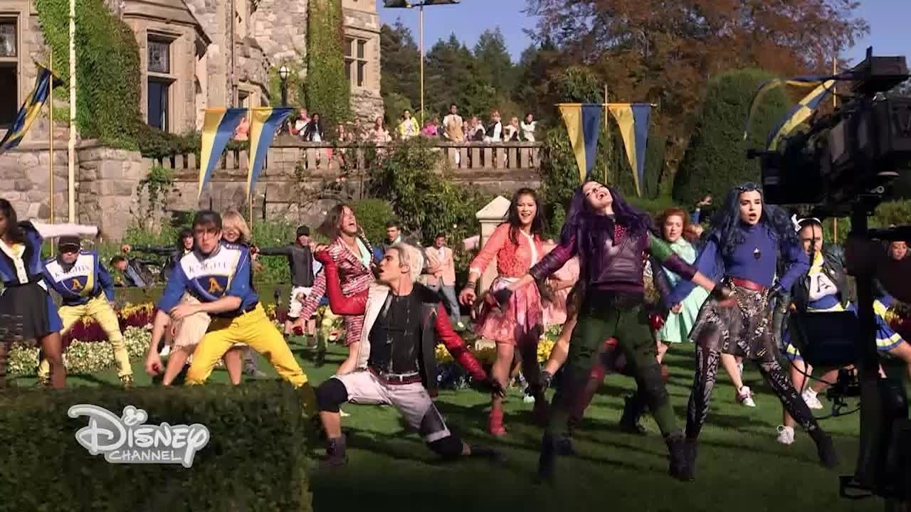 A breve l'esplosivo film: Descendants 2
