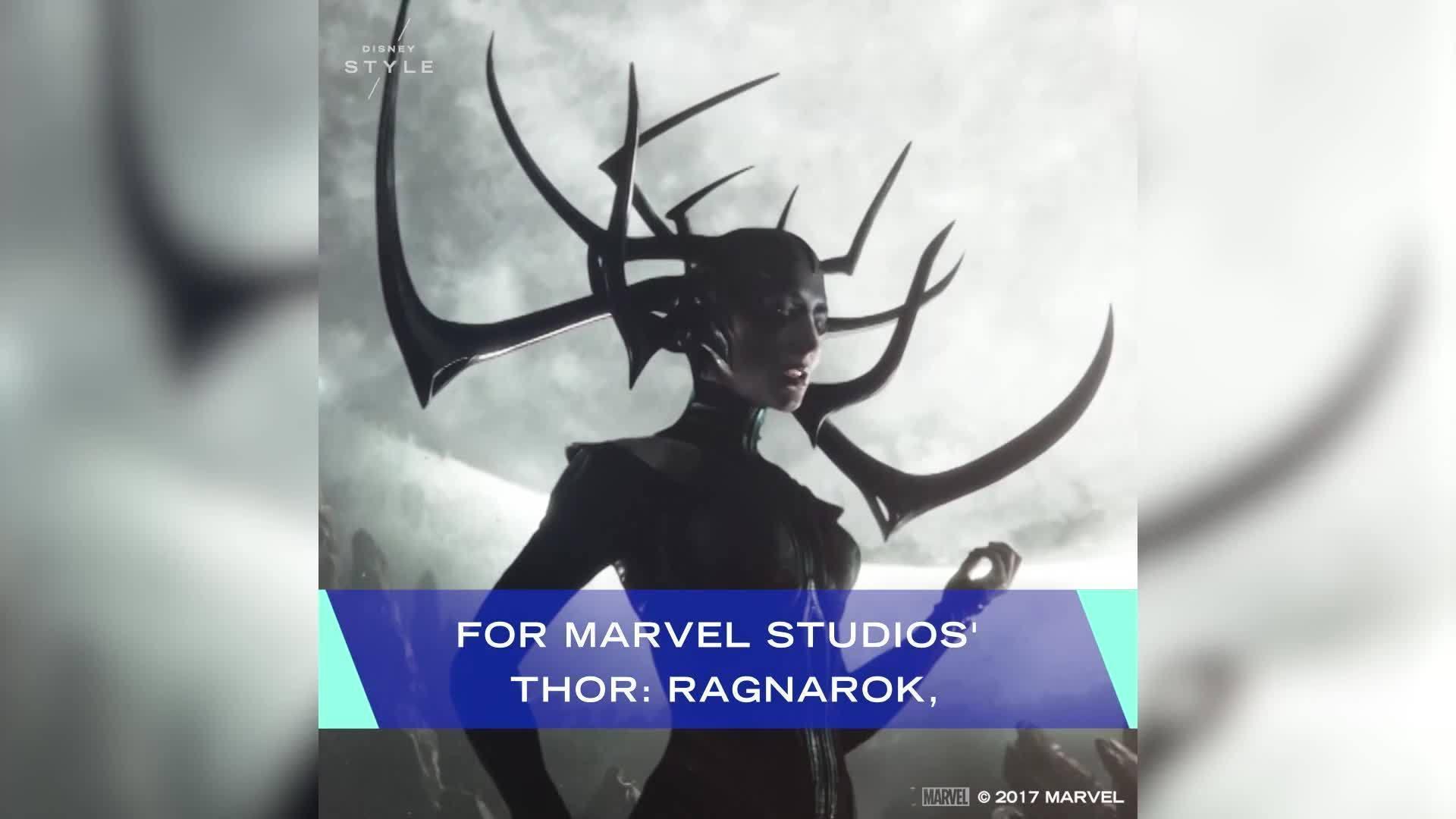 Thor: Ragnarok Costume Facts | Disney Style