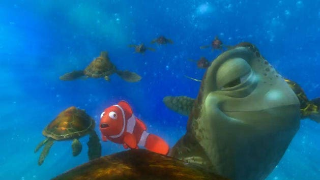 Finding Nemo Blu-ray Trailer