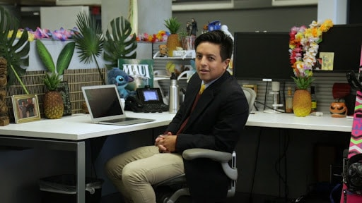 Johnny on the Job: Tsunami Goes Corporate