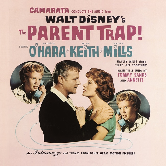 The Parent Trap: Soundtrack