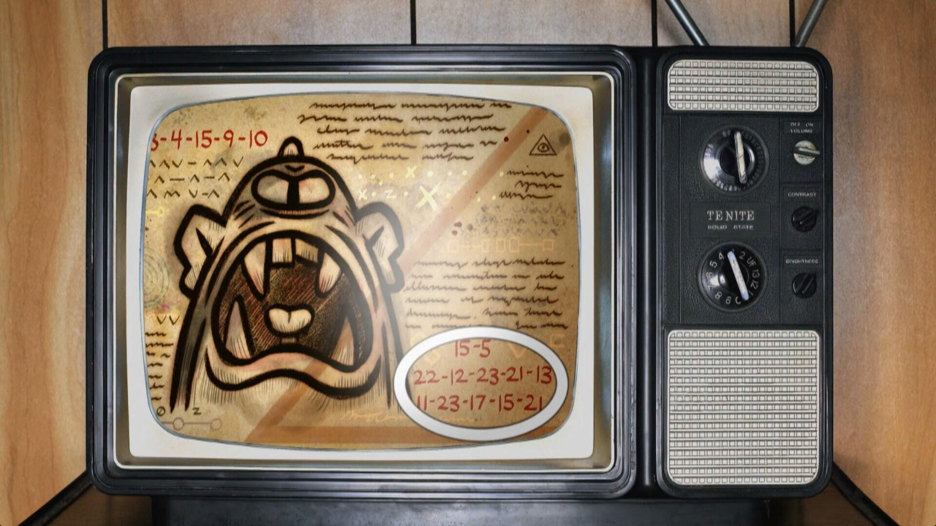 Criptogramas - Gravity Falls