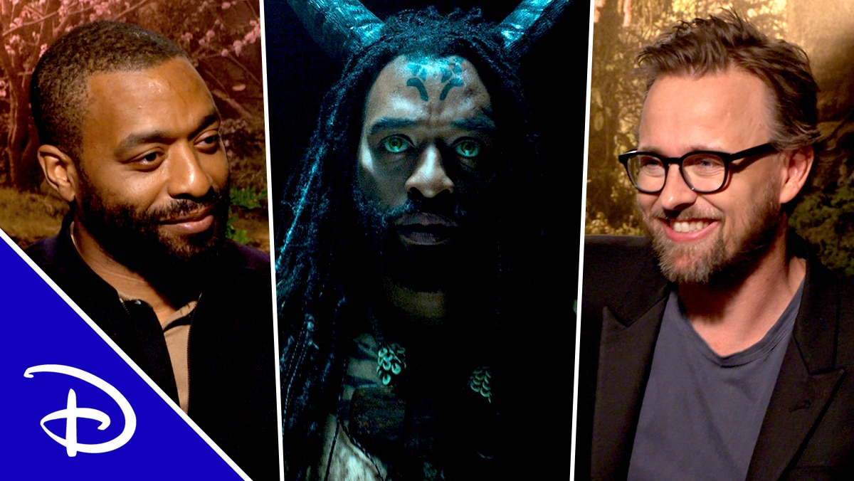 Making Movie Magic With the Cast of Maleficent: Mistress of Evil | Disney