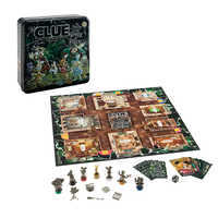 Image of Clue® The Twilight Zone Tower of Terror™ Disney Theme Park Edition Game # 2