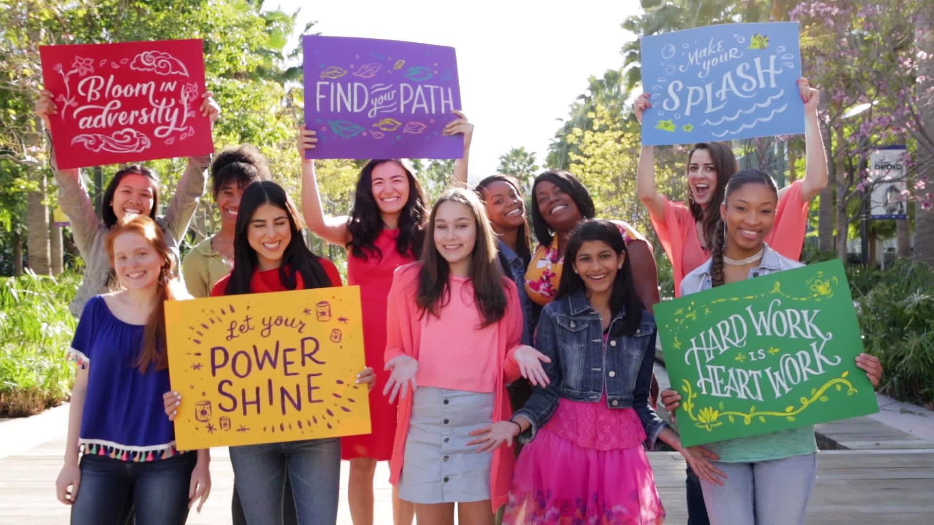 International Women's Day   Disney Princess
