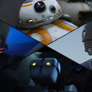 From a Certain Point of View: Who Is the Best Droid Character (Not Counting R2-D2 and C-3PO)?