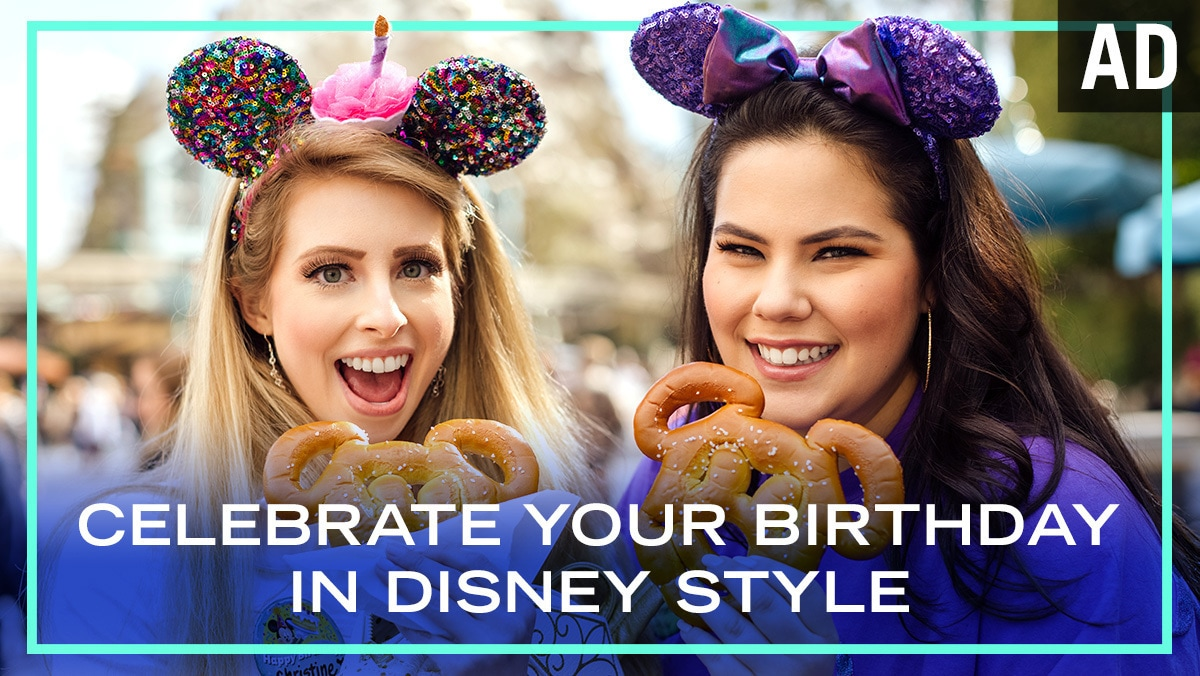 Celebrate Your Birthday in Disney Style | Fashion by Disney Style