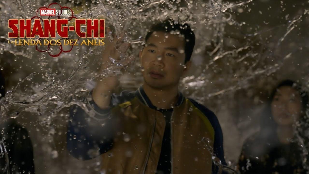Shang-Chi e a Lenda dos Dez Anéis: Marvel Studios - Spot Oficial Legendado