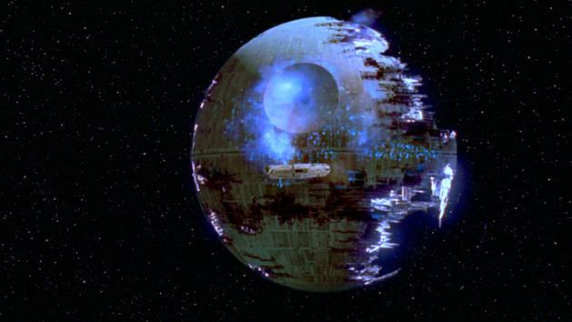 Star Wars - Sprengningen av Dødsstjernen II