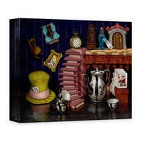 Image of ''Things from Wonderland'' Giclée on Canvas by Clinton Hobart # 1