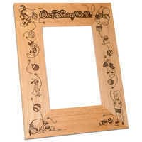 Image of Walt Disney World Winnie the Pooh Photo Frame by Arribas - Personalizable # 1