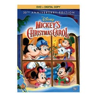 Mickey's Christmas Carol 30th Anniversary Edition DVD