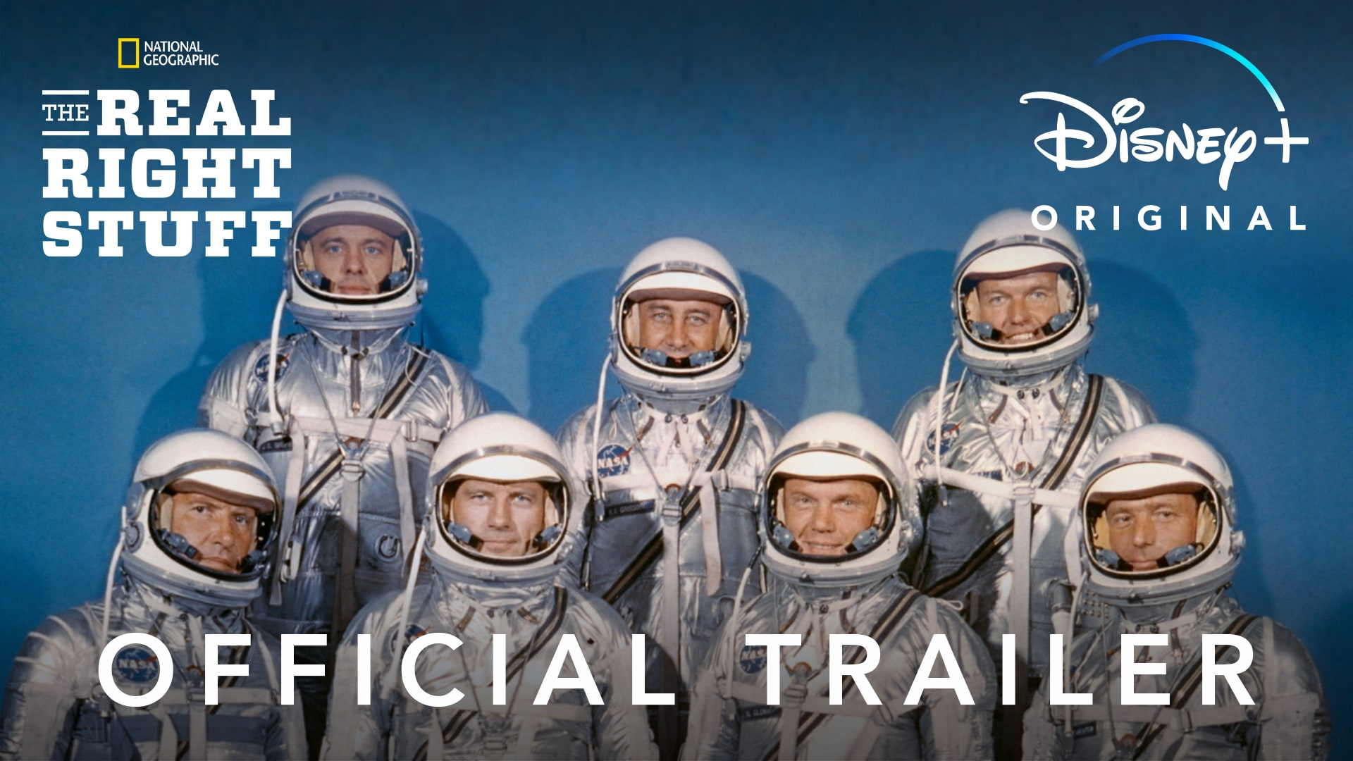 The Real Right Stuff | Official Trailer | Disney+