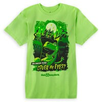 Rex Tee for Adults - The Haunted Mansion - Walt Disney World