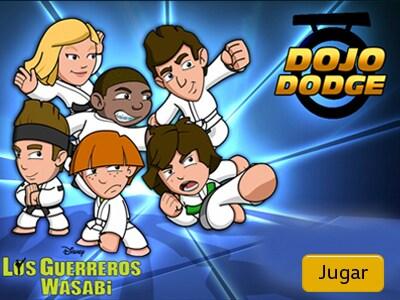 Dodge dojo