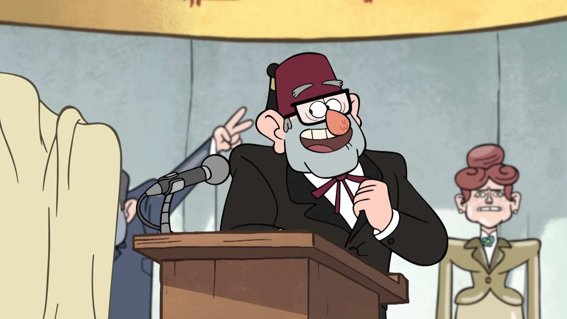 Gravity Falls - Grote opening!