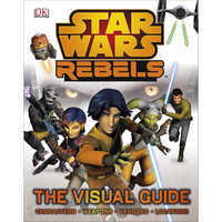 Image of Star Wars Rebels: The Visual Guide Book # 1