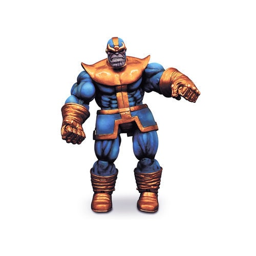 Thanos Action Figure ? Marvel Select ? 10''