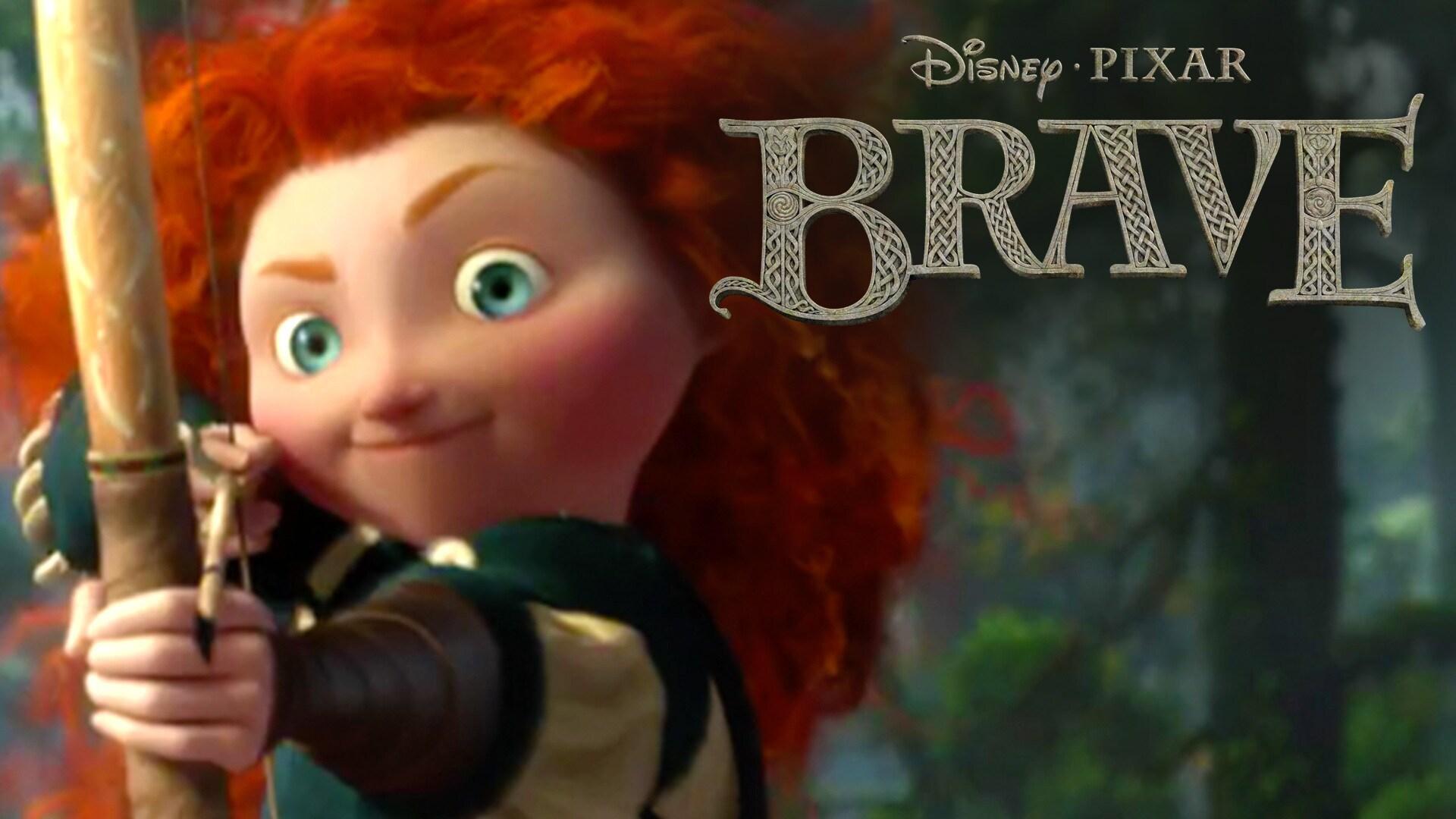 Brave | Wonder Moss