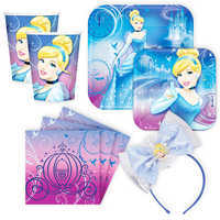 Image of Cinderella Disney Party Collection # 1
