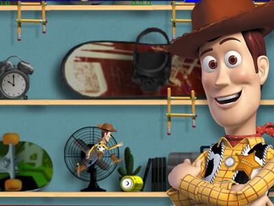 Woodys wildes Abenteuer