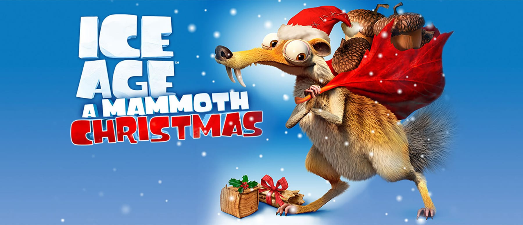 Ice Age: A Mammoth Christmas Hero