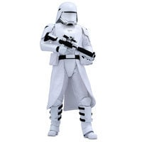 First Order Snowtrooper Sixth Scale Figure by Hot Toys - Star Wars