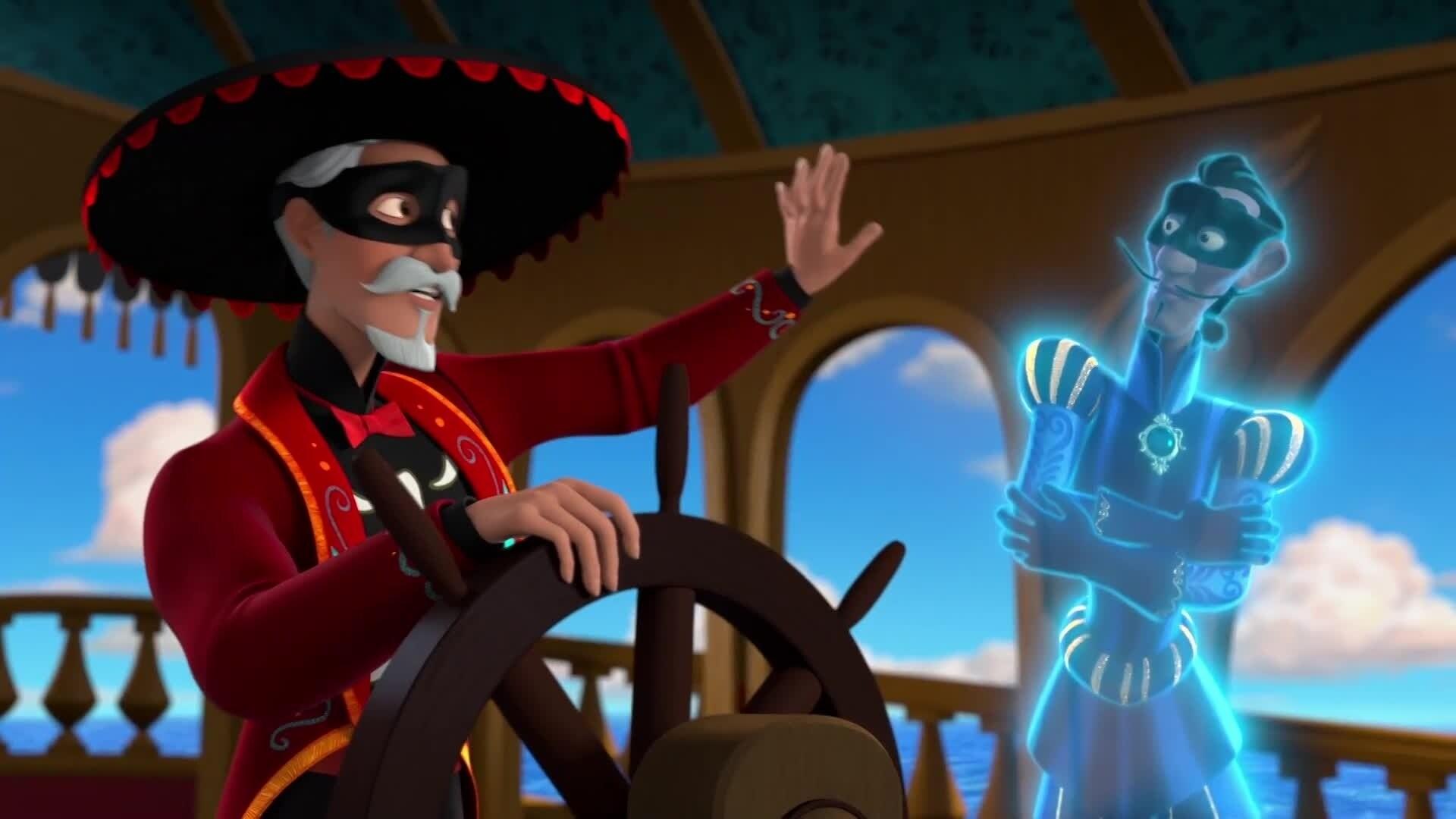 Elena von Avalor - Die Rückkehr des El Capitán