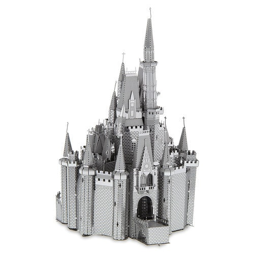 Cinderella Castle Metal Earth 3d Model Kit Shopdisney