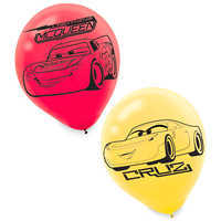 Image of Cars 3 Balloons # 1
