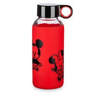 Mickey and Minnie Mouse MXYZ Water Bottle