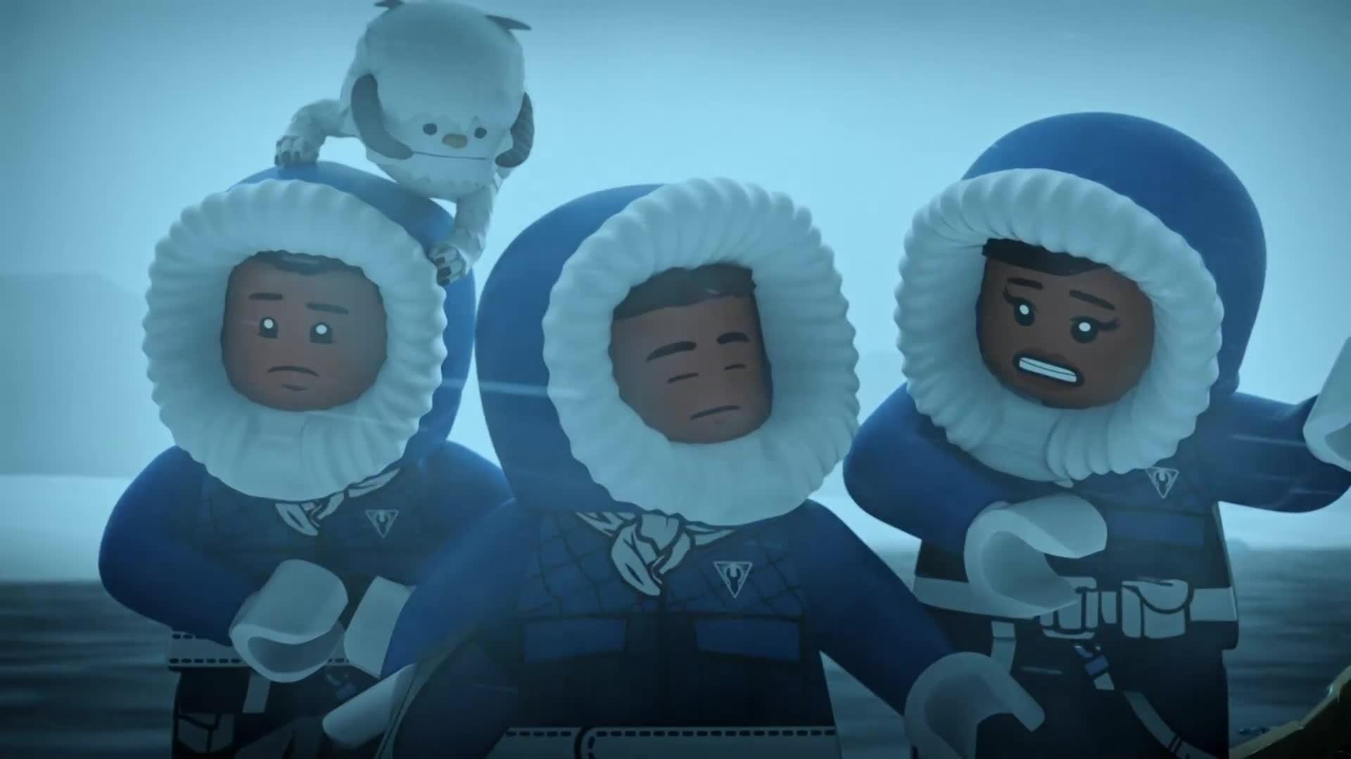 Star Wars: Die Abenteuer der Freemaker - Der Kristall von Hoth