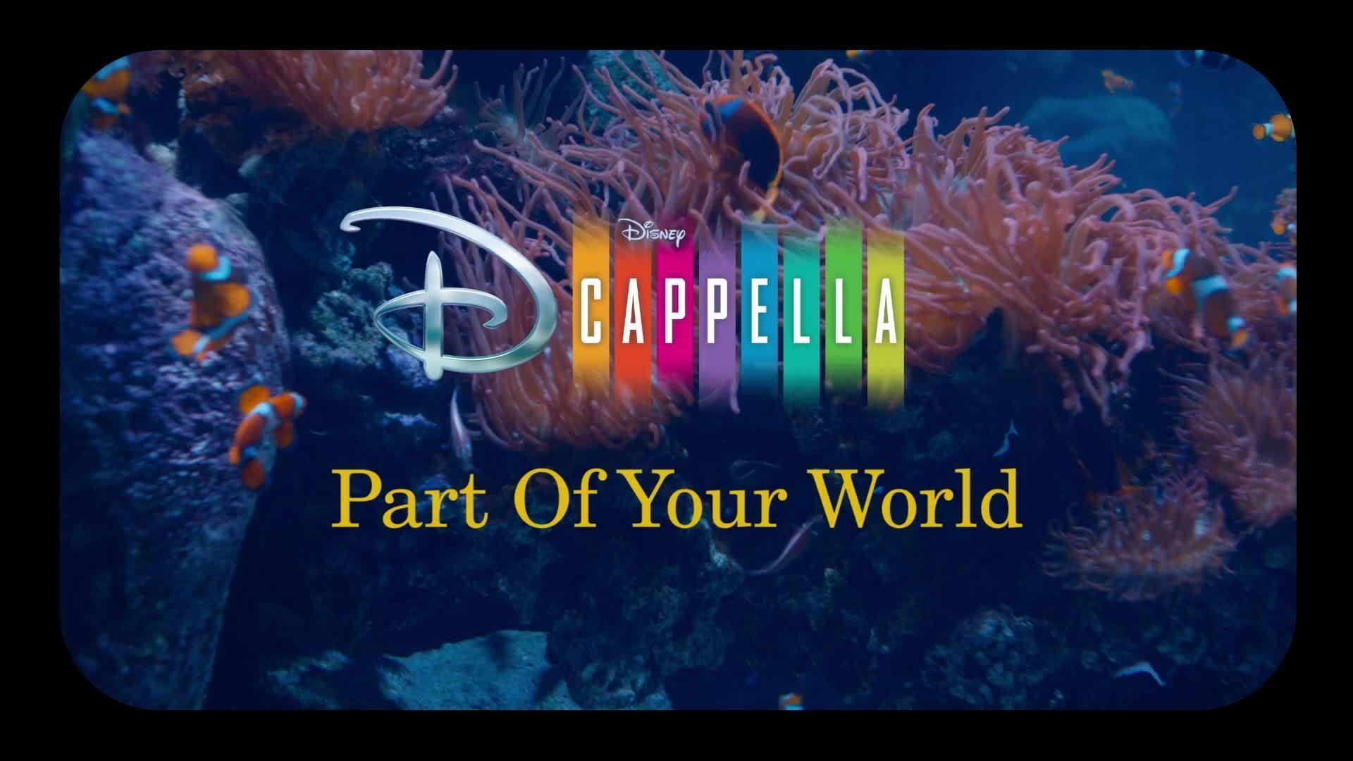 DCappella - Part of Your World