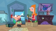 Invasion of the Ferb Snatchers / Ain't No Kiddie Ride