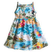 샵디즈니 여아용 원피스 Disney Mickey Mouse and Friends Hawaiian Dress for Baby